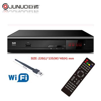 Junuo Dvb S2 Set Top Box Software Upgrade Mpeg4 Dvb-s2 Tv Tuner India  Satellite Receiver No Dish - Buy Satellite Receiver No Dish,India Satellite
