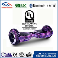 Purple hoverboard ul2272, ul2272 hoverboard, hover board ul 2272 with bluetooth factory wholesale