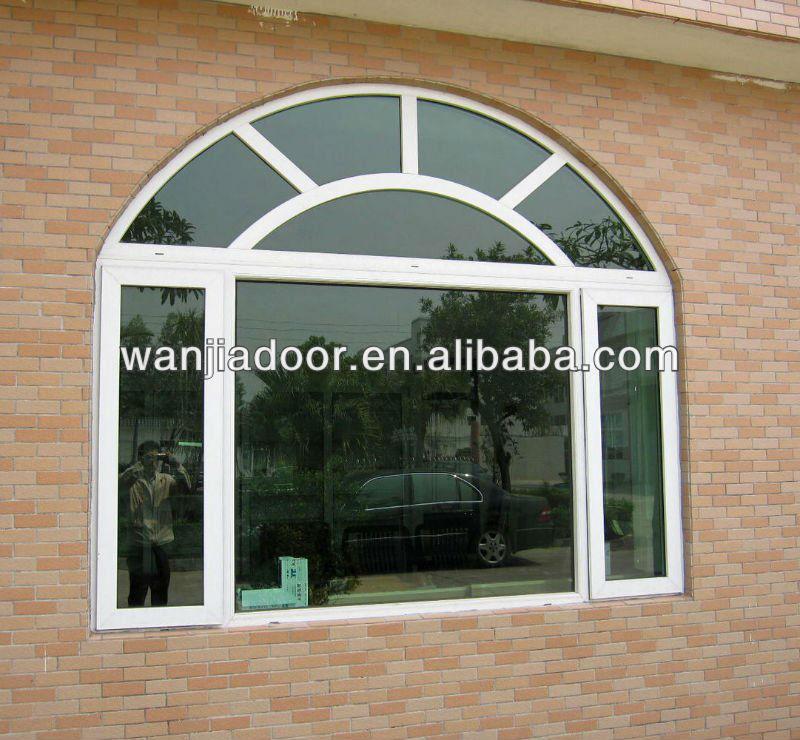 Arco de aluminio ventanas de casas modernas ventanas for Imagenes de ventanas de aluminio modernas