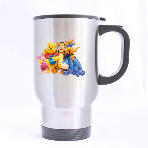 Eeyore Travel Coffee Mug