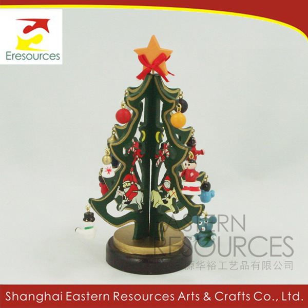 Wooden Decoration Christmas Tree Kits
