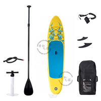 Sup Board inflatable paddle surfing board by Drop stich kayak PVC with best price and high quality