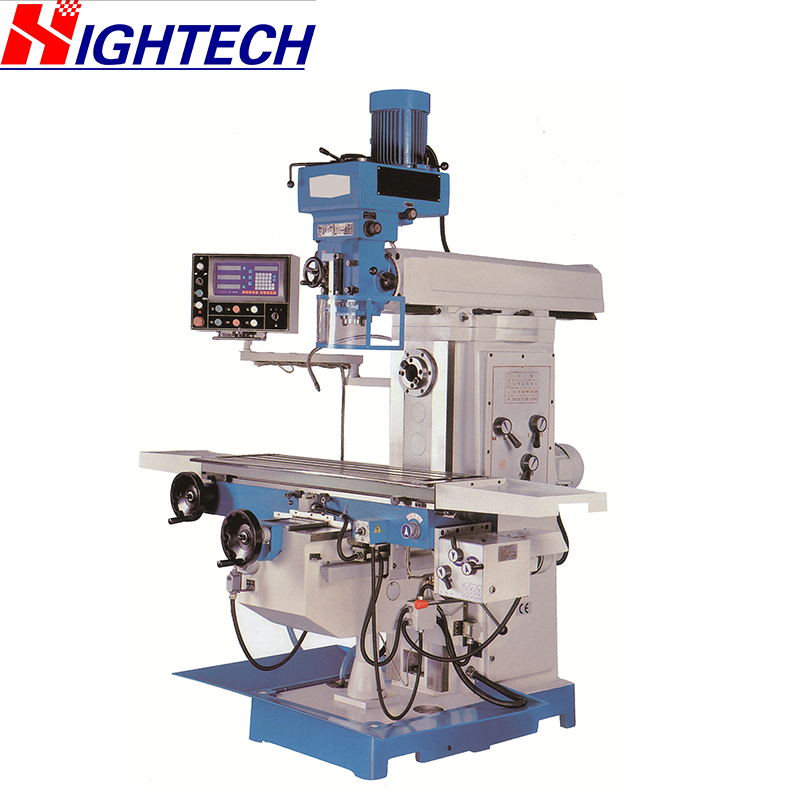High Quality Heavy Duty Universal Chinese Milling Machine