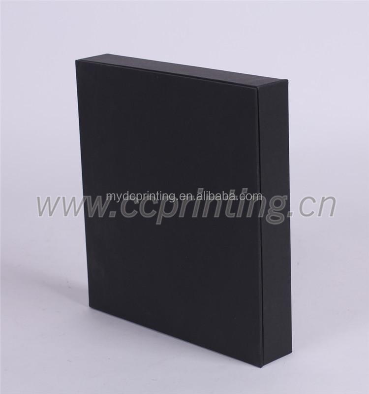 hochwertige schwarze pappe starre cd verpackung box karton produkt id 60536684003. Black Bedroom Furniture Sets. Home Design Ideas