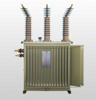 11kv 380v to 220v 50kva Distribution Power Transformer Three Phase low voltage