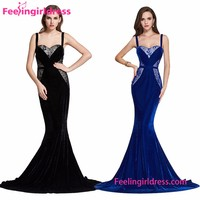 Sleeveless Evening Padded Cups cocktail dress for prom night