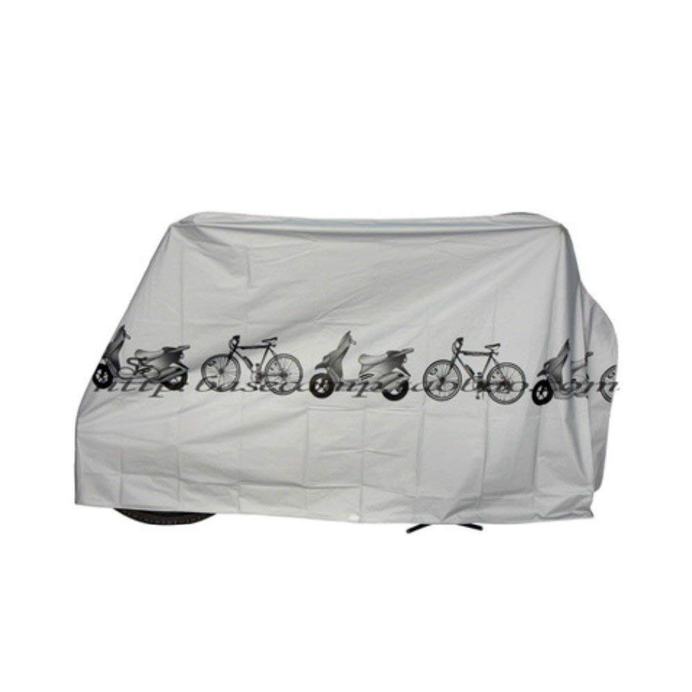 ANUSA Bicycle Waterproof Cover Outdoor Portable Scooter Bike Motorcycle Rain Dust Cover Bike Protect Gear Cycling Bicycle Accessories
