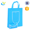 Latest custom foldable eco pp non woven shopping supermarket gift bag with your logo