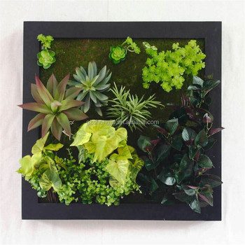 indoor plant wall artificial panel faux hanging wall fake grass wall Faux Indoor Plants