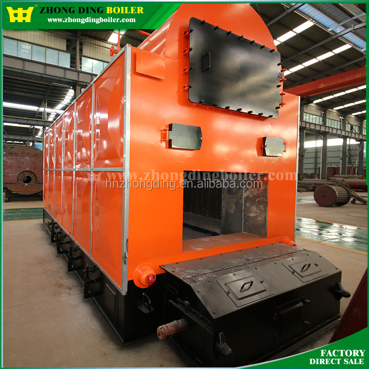 CDZL Horizontal 14MW Coal/ Wood Fired Hot Water Boiler for Home