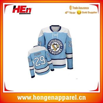 Hongen Apparel China Custom Oversized Ice Hockey Jersey 650923f7c