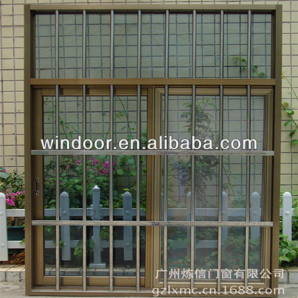 Hurricane Impact Resistance Home Windows Grill Design Simple Buy