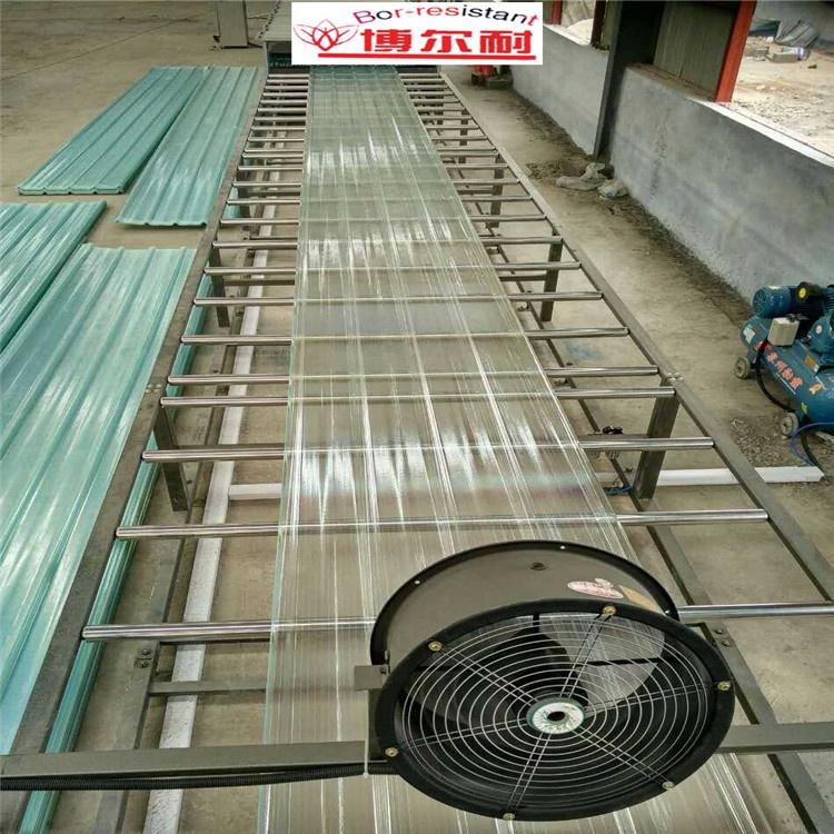 Low price corrugated fiberglass roofing sheet