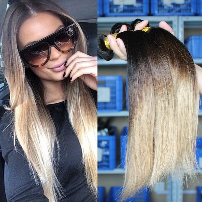 Ombre Hair Bundles Yolissa Hair