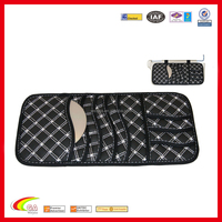 64 Capacity Pu Leather Cover CD / DVD Wallet, Various Colors