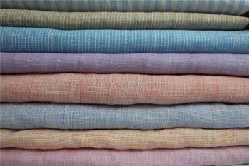 Soft Washed Yarn Dyed Linen Fabric For Shirt - Buy Linen Fabric For  Shirt,Washed Linen Fabric,Soft Linen Fabric Product on Alibaba com