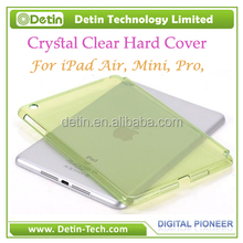 "Crystal Clear Hard cover 7"" 10"" 12"" tablet pc case"