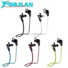 2016 new sport earphones for mobile phones handfrees support all bluetooth device and long time use