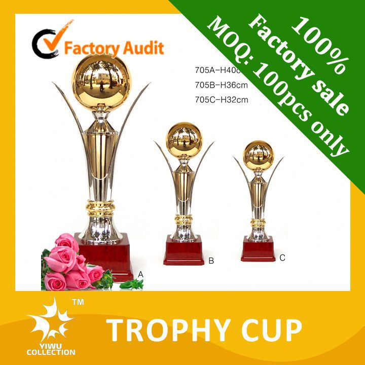 unique trophies and cups,yiwu trophy,triangular column