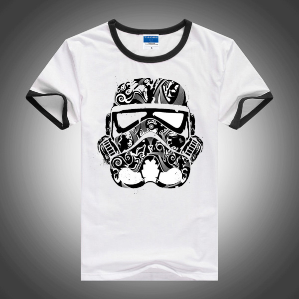 Lego Boys Star Wars Shirt The Dark Side Abbey Road Stormtrooper Darth Vader T-Shirt Product - Isaac Morris Lego Star Wars T-Shirt - Marching StormTroopers, Boys/Little Boys.