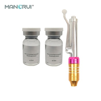 HA hyaluronic mesotherapy injections serum for Derma Pen use