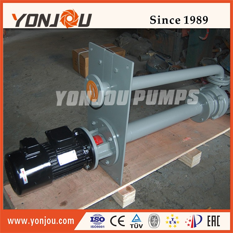 PNL /NL Series Vertical Non-Clogging Slurry Mud Concrete Sewage Pump transferring river, fodder and can be simple fire pump
