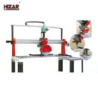 grinding machine, stone surface grinding machine, table saw with double rails
