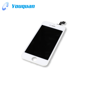 To replace lcd screen for iphone 5S cracked,shattered,broken china supplier