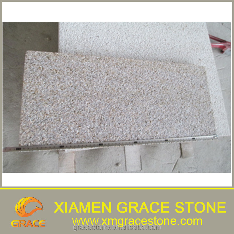 China Yellow Granite Sunset Gold G682 Exterior Floor and Wall Tiles