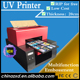 UV flatbed digital printer type 3d phone case printing machine