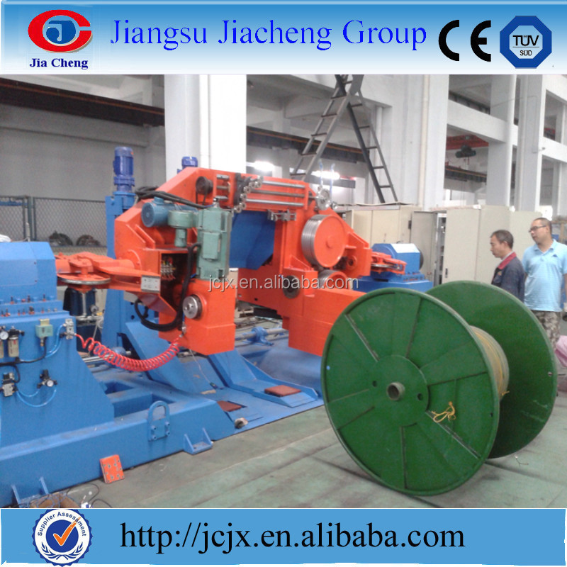 SJ-630/800/1000/1250 cable manufacture conductor stranding machine