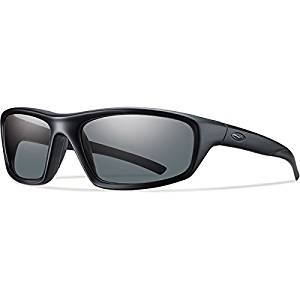 544d1bb88c35f Smith Optics Director Tactical Lifestyle Elite Protective Military  Sunglasses Eyewear - Black Gray   One Size Fits All