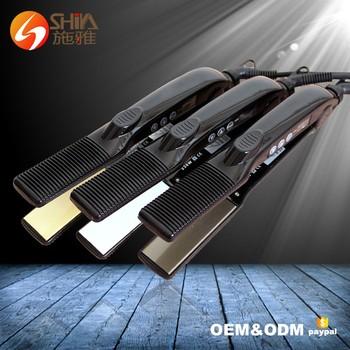 Digital Lcd Display 2 In 1 3 Inch Matrix Biolage Infrared 100 Ceramic Hair Straightener Anium