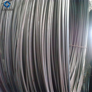 ASTM A510 M-08 SAE1018 high tensile carbon steel wire rod coil