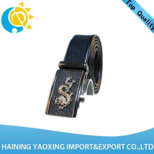 Hot sale Chinese dragon leather belts exporter in china no minimum wholesale