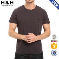 round neck t shirt and tshirt printing men oem tshirt