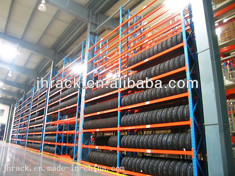 metal Q235b Heavy duty storage racks racking equipments in australia