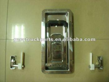 Ordinaire Freezer Recessed Door Lock Gear And Hinges For Brazil Truck