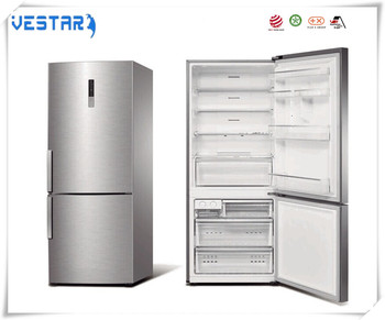 High End 420 L Big Commercial Refrigerator With Two Door