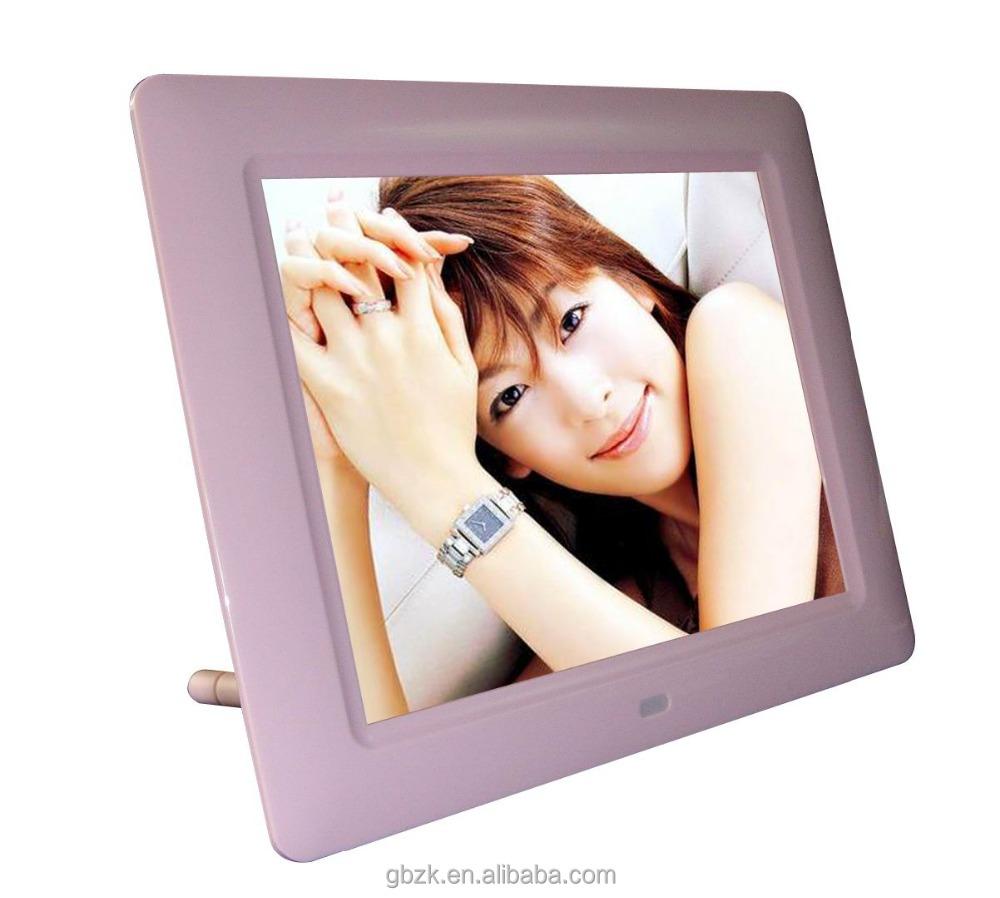Cheap Gif Digital Picture Frame 7 Inch Digital Photo Frame Loop