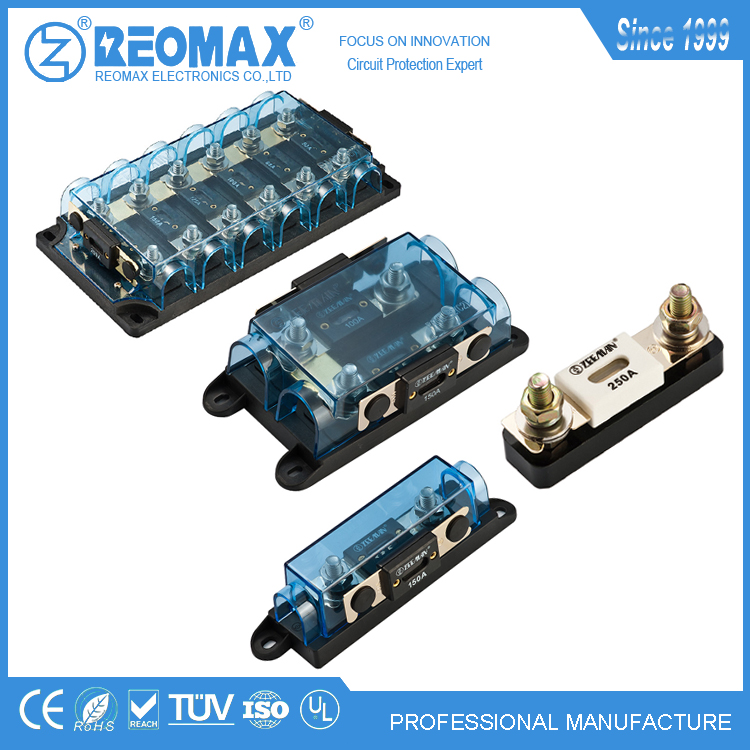 circuit breaker car audio accessory anl anm fuse block auto bolt on rh alibaba com