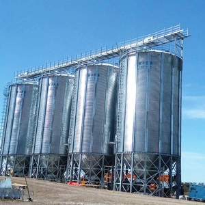 1000ton steel grain storage silos