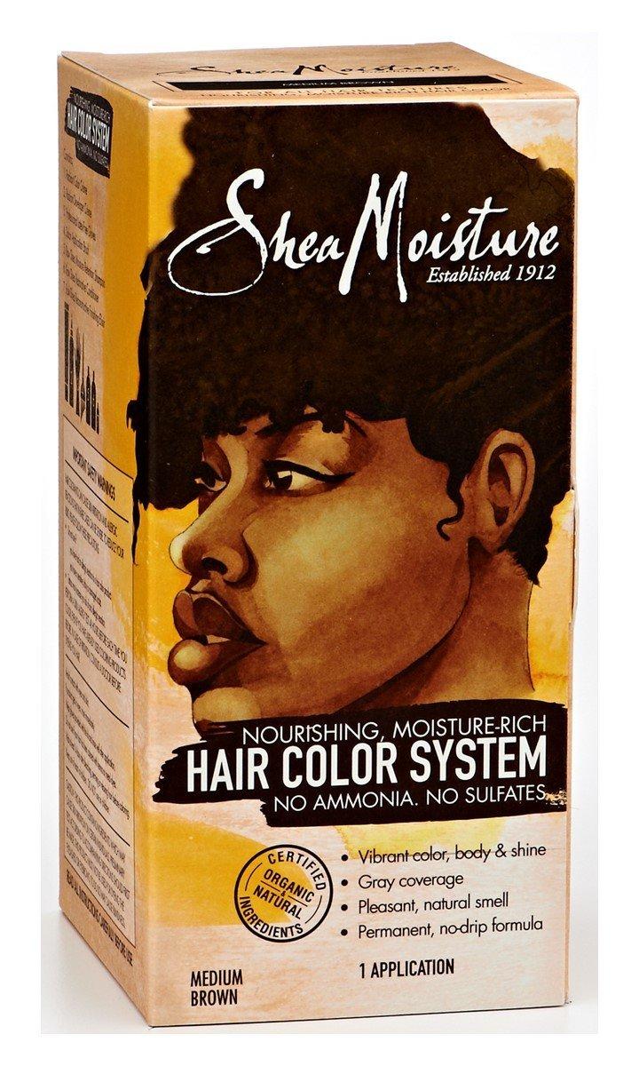 Buy Shea Moisture Hair Color System Medium Golden Blonde In Cheap
