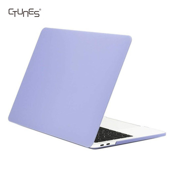 C&T Rubberized Ultra Slim Light Weight Hard Crystal Shell Cover for Macbook Pro Case 13 inch