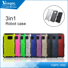 Veaqee 3 Em 1 PC Caixa Do Telefone Para Samsung Galaxy S7 PC Case Cover, Caso De Telefone Celular