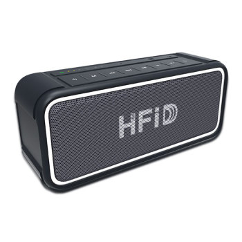 Extreme Sound Hi-Tech Powerful Subwoofer Bluetooth Speaker