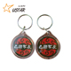 Factory Cheap Wholesale Custom Printed Crysta/Leather /Soft Pvc /acrylic keychain maker