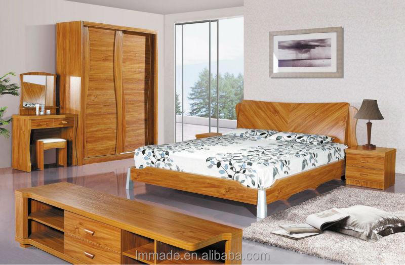 Melamina camera da letto insieme foshan mobili camera da for Mobili mdf