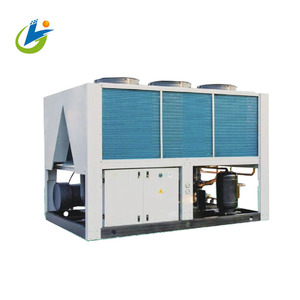 Energy -saving Air Cooled Screw Water Chiller