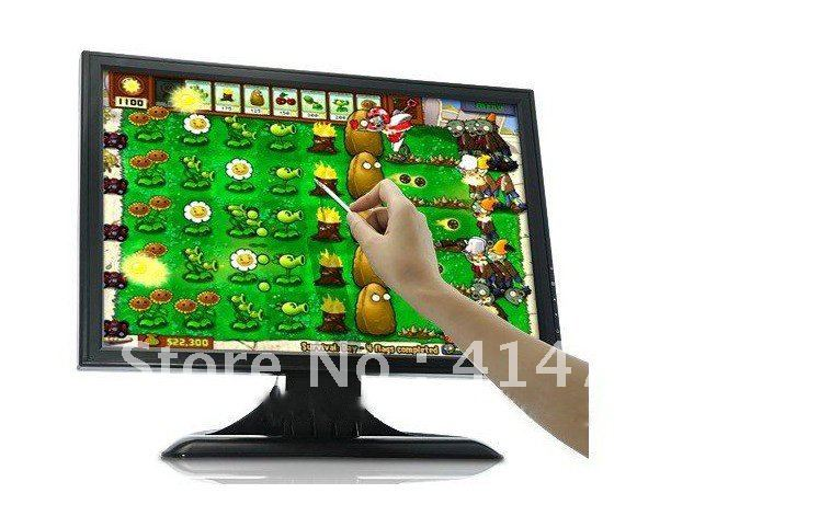 19 inch cheap touch screen monitor  touch screen kit